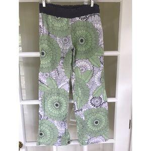 Anthropologie Lilka Floral Pajama Pants